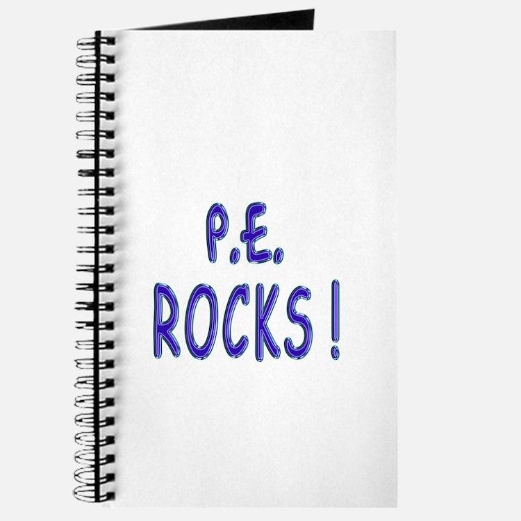 P.E. Rocks ! Journal