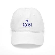 P.E. Rocks ! Baseball Cap