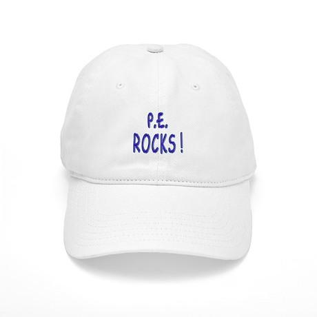 P.E. Rocks ! Cap