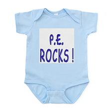 P.E. Rocks ! Infant Bodysuit