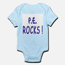 P.E. Rocks ! Infant Bodysuit