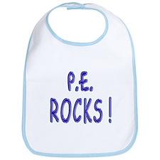 P.E. Rocks ! Bib