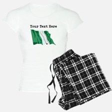 Custom Nigeria Flag Pajamas