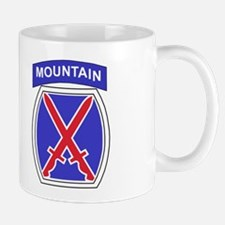 10th Mountain Division<BR>CW2 Coffee Cup
