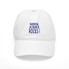 Physical Science Rocks ! Baseball Cap