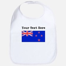 Custom New Zealand Flag Bib