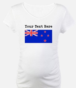 Custom New Zealand Flag Shirt