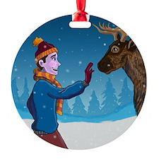 Cute December Ornament