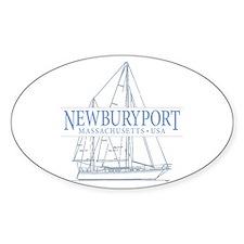 Newburyport MA - Decal
