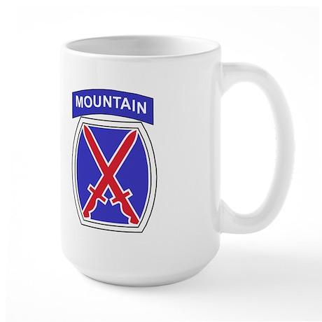 10th Mountain Division<BR>Colonel Coffee Mug