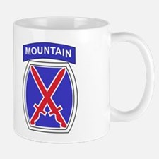 10th Mountain Division<BR>Captain Coffee Cup