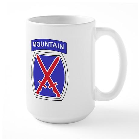 10th Mountain Division<BR>CW3 Coffee Mug