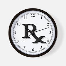 Pharmacy Clocks Wall Clock