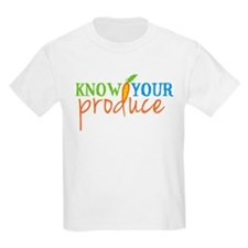 Know Your Produce Logo T-Shirt