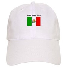 Custom Mexico Flag Baseball Baseball Cap