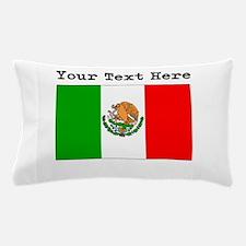 Custom Mexico Flag Pillow Case