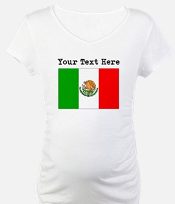 Custom Mexico Flag Shirt
