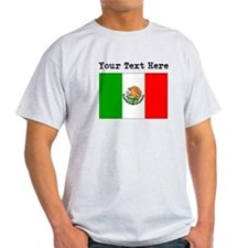 Custom Mexico Flag T-Shirt