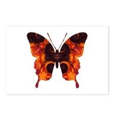 Herald Orange Butterfly Postcards (Package of 8)