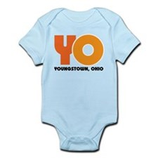 YO-Youngstown Infant Bodysuit