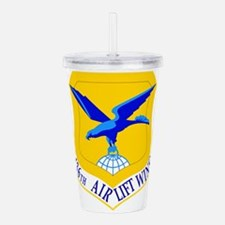 USAF Air Force 436th A Acrylic Double-wall Tumbler