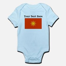 Custom Macedonia Flag Body Suit