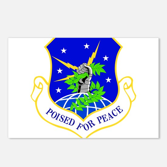 USAF Air Force 91st Missi Postcards (Package of 8)