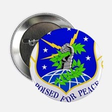 "USAF Air Force 91st Missile 2.25"" Button (10 pack)"