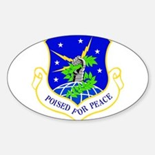 USAF Air Force 91st Missile Wing Shield Decal