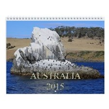 The Beauty Of Australia Wall Calendar
