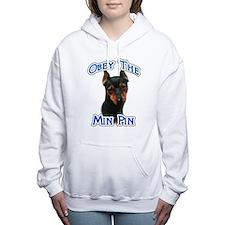 Unique King house Women's Hooded Sweatshirt