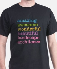 Landscape Architect T-Shirt