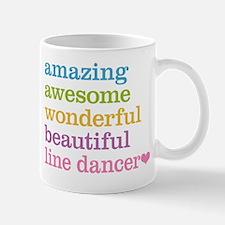 Line Dancer Mug