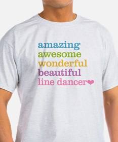 Line Dancer T-Shirt