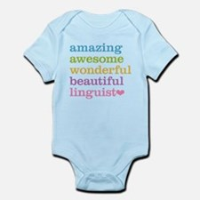 Awesome Linguist Body Suit