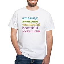 Awesome Locksmith T-Shirt