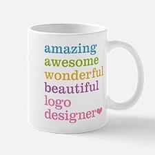 Logo Designer Mugs