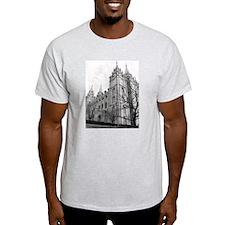 mormon temple2 T-Shirt