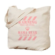 Go Mama Bear Tote Bag