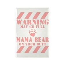 Go Mama Bear Rectangle Magnet