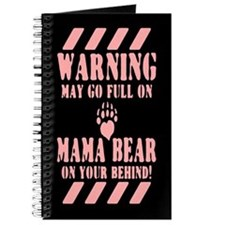 Go Mama Bear Journal