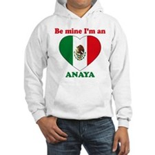 Anaya, Valentine's Day Hoodie