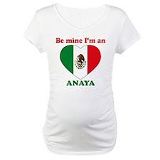 Anaya, Valentine's Day Shirt
