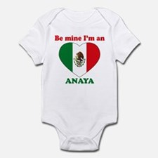 Anaya, Valentine's Day Infant Bodysuit