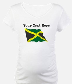 Custom Jamaica Flag Shirt