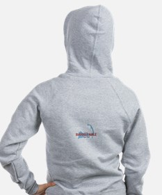 Barnstable - Cape Cod - Map. Zip Hoodie
