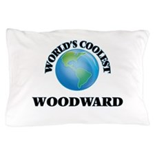 World's Coolest Woodward Pillow Case