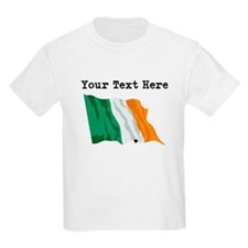 Custom Ireland Flag T-Shirt