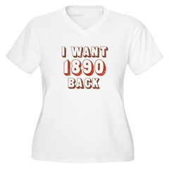1890 Census T-Shirt