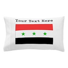 Custom Iraq Flag Pillow Case